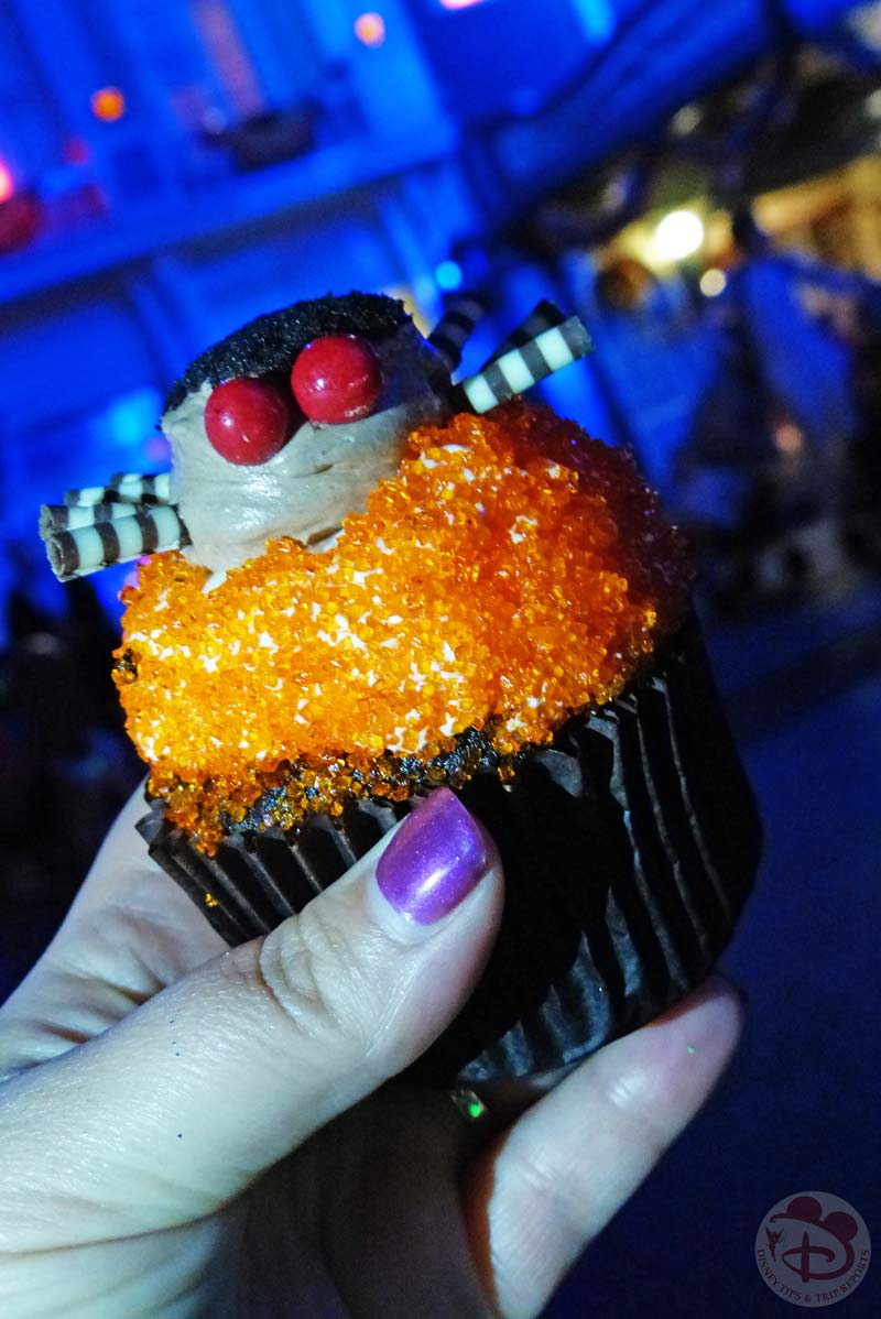 Mickey's Not-So-Scary Halloween Party Cupcakes