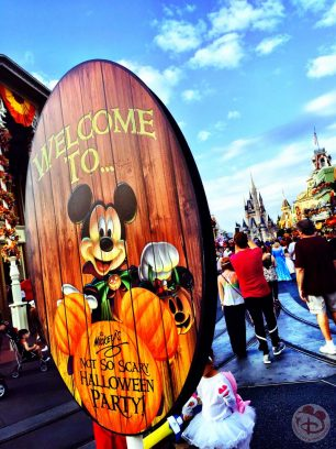 Mickey's Not-So-Scary Halloween Party at Magic Kingdom, Walt Disney World