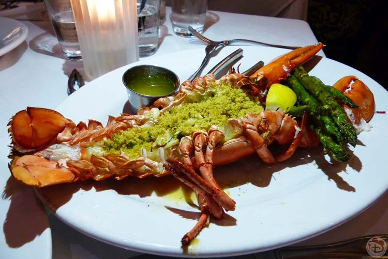 Baked Crab Stuffed Lobster – The BOATHOUSE