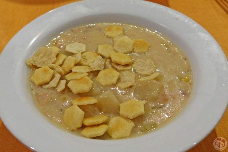 Cape May Cafe - Seafood Chowder