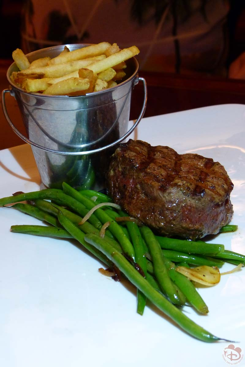 Charred Filet of Beef - Hollywood Brown Derby