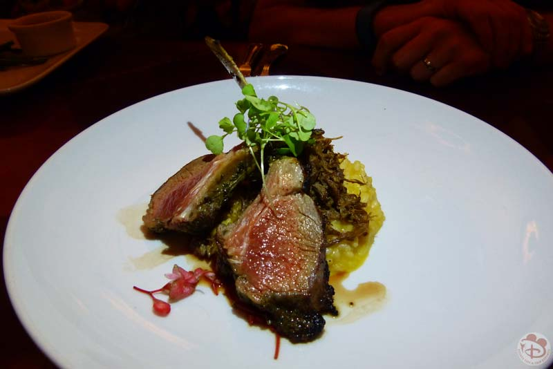 Lamb Two Ways - Hollywood Brown Derby