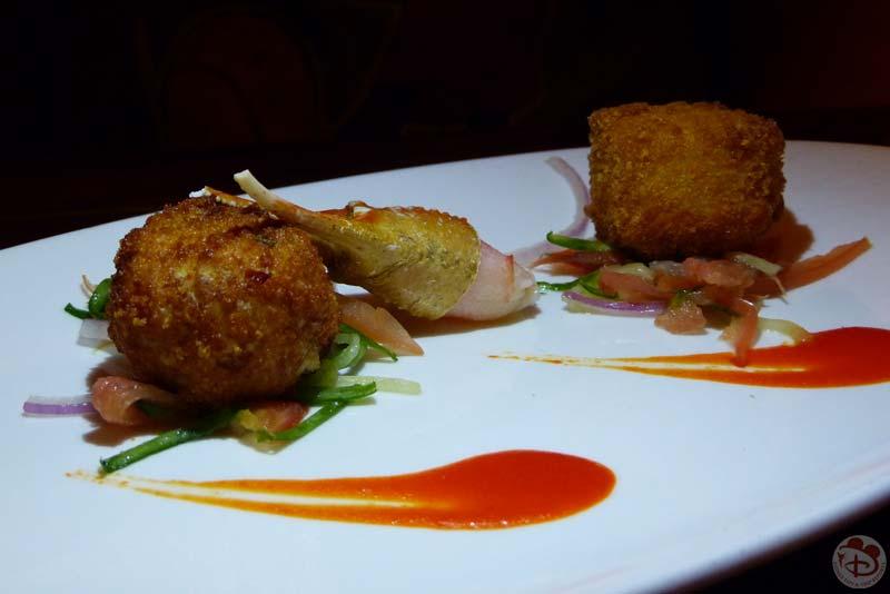 Crispy Jumbo Lump Crab Cakes - Hollywood Brown Derby