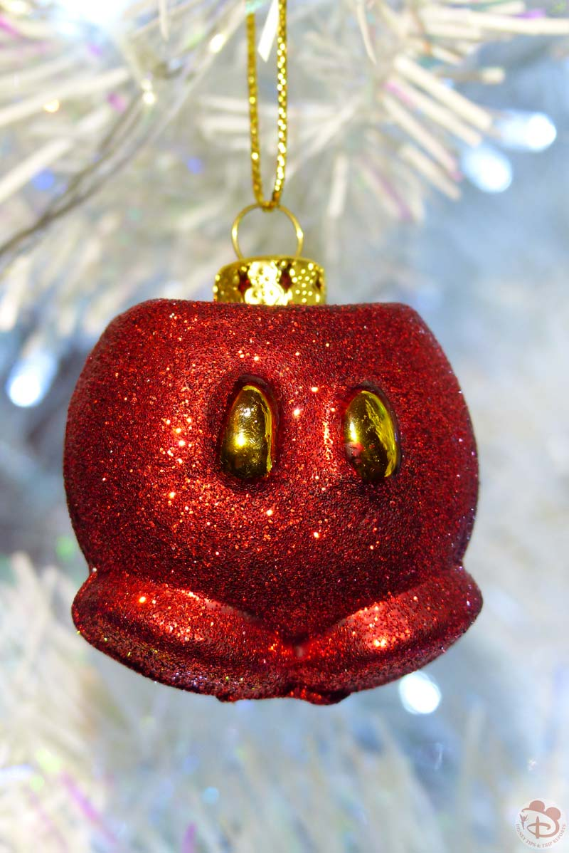 Disney tree ornaments - Disney Christmas Ornament