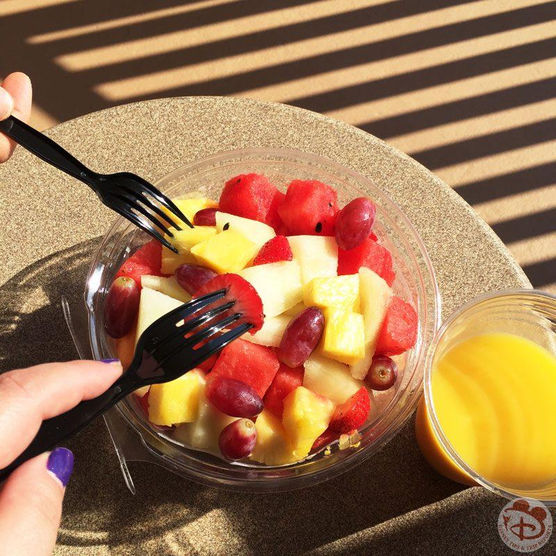 Florida Fruit Breakfast