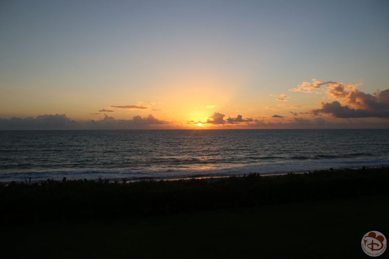 Sunrise at Vero Beach