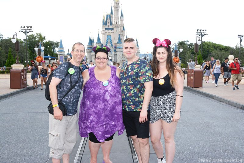 My 40th Birthday at Magic Kingdom