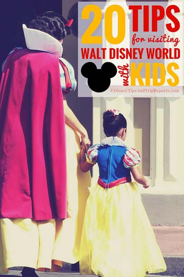 Disney with Kids Tips