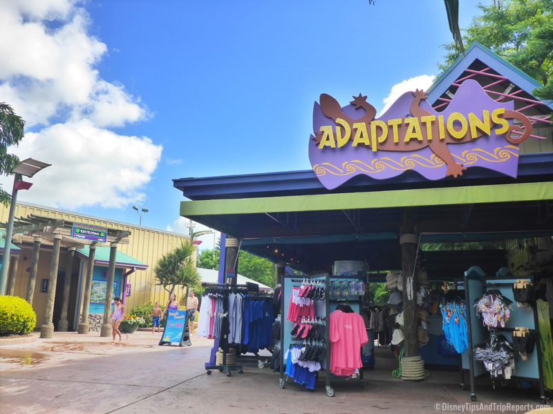 Aquatica Merch Store - Adaptations