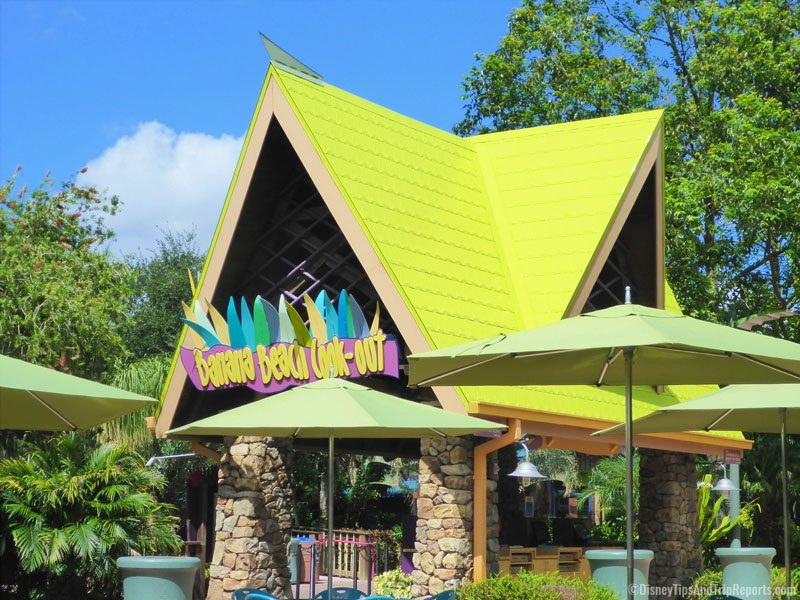 Aquatica - Banana Beach Cook-Out