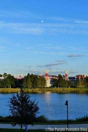 Disney Pop Century Resort from Disney's Art of Animation