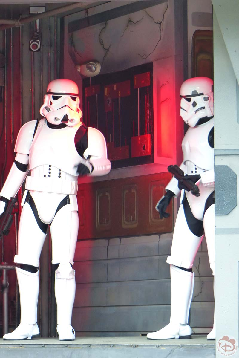 Stormtroopers at Hollywood Studios