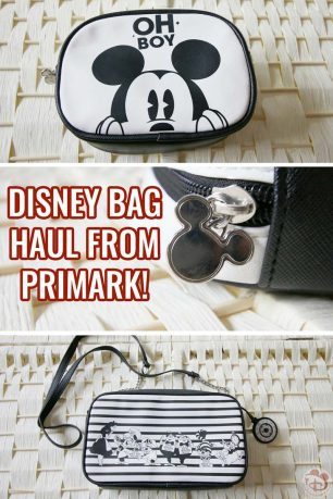 Disney Bag Haul from Primark Video