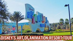 Disney's Art of Animation Resort Tour - a great short video showing this fun family resort at Walt Disney World!