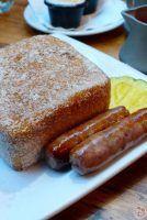 Tonga Toast - Kona Cafe at Disney's Polynesian Village Resort