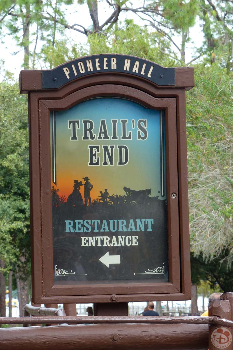 Trail's End - Disney's Fort Wilderness Resort & Campgrounds
