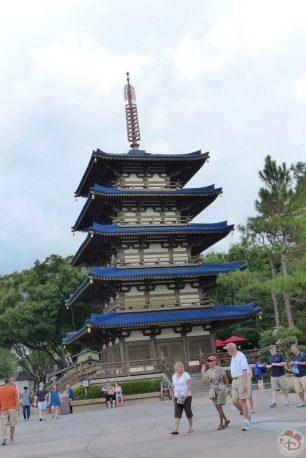 Japan Pavilion - Epcot Food & Wine Festival