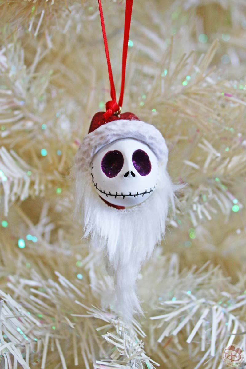 Jack Skellington Christmas.Jack Skellington Christmas Ornaments Disney Tips Trip