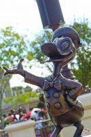 Donald Duck Statue - Magic Kingdom