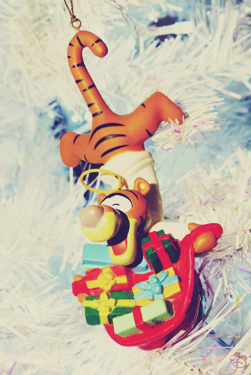 Tigger Christmas Ornaments.Tigger Disney Christmas Ornament Disney Tips Trip Reports