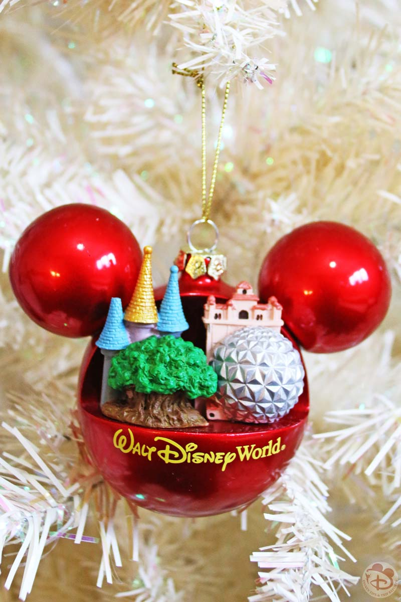 Walt Disney World  Disney Parks  Disney Christmas Ornament