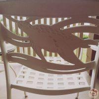 Balcony Chair at Vero Beach