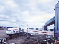 British Airways Boeing 777-200