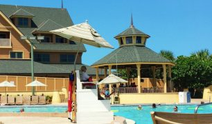 Day 4: Just Keep Swimming / WDW-40, 2016 - a day at Disney's Vero Beach Resort Pool