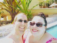 Us at Disney's Vero Beach Resort