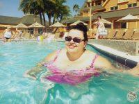Me at Disney's Vero Beach Resort