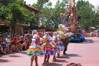 Festival of Fantasy Parade - Magic Kingdom - Tangled