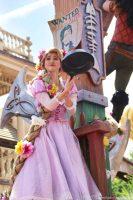 Festival of Fantasy Parade - Magic Kingdom - Rapunzel