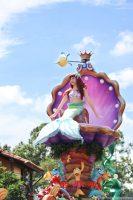 Festival of Fantasy Parade - Magic Kingdom - The Little Mermaid