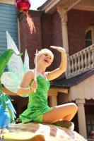 Festival of Fantasy Parade - Magic Kingdom - Tinkerbell