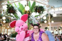 Meeting Piglet at Crystal Palace
